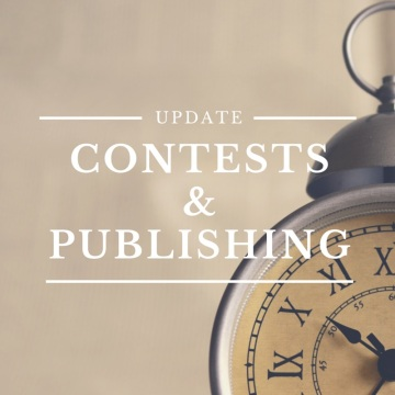 Update: Contests & Publishing